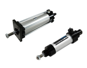 Air Cylinder with Lock Series